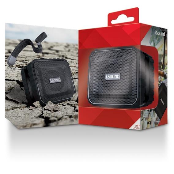 Caixa Som Portátil Bluetooth Isound Durawaves Speaker