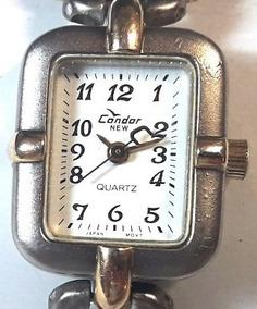 030 Rlg- Relógio- Antigo De Pulso Condor New Japan- Funciona