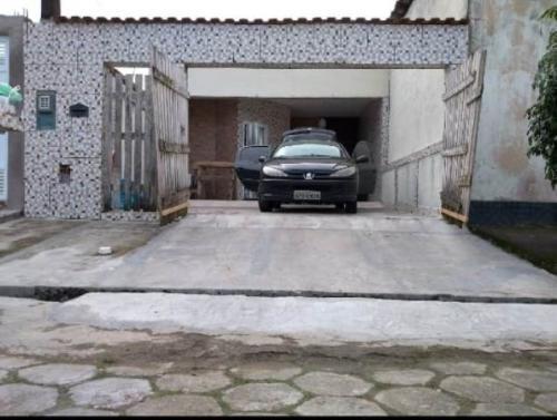 Casa Lado Praia E Com Edícula No Cibratel-itanhaém 5974|npc