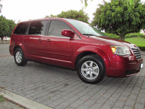 Town And Country Lx Nacional 2010 Impecable