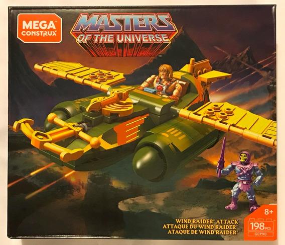 Mega Construx Masters Of The Universe Wind Raider Attack