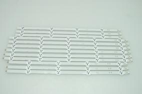 Kit Novo C/12 Barra Led 47la6200 47la6130 47ln5400 47ln5700