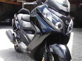 Moto Big Scooter Maxsym 400i Dafra Burgman Sem Detalhes