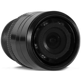 Câmera De Ré Infravermelho Visão Noturna Parachoque Colorida