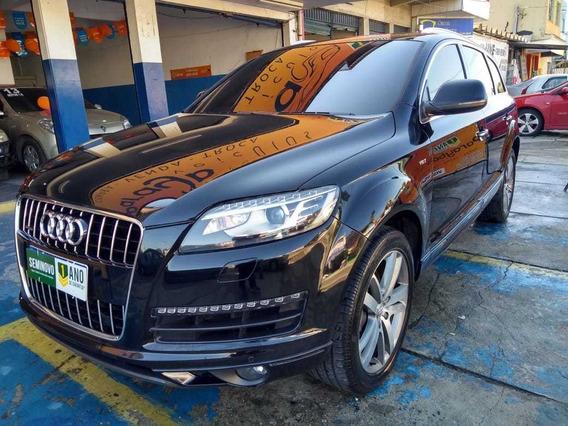 Audi Q7 Completo 2014 Muito Novo