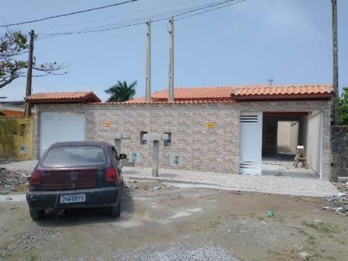 Casa Lado Praia Em Itanhaém 7265wp