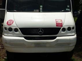 Camión Urbano Mercedes Benz Boxer 50, Mod. 2006