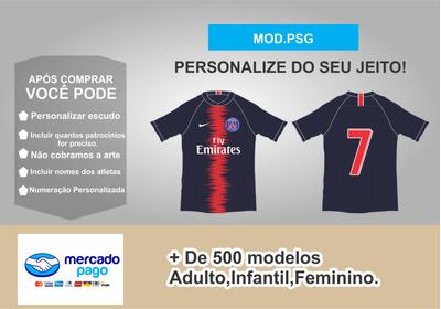 Uniforme Futebol Kit 73,90