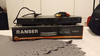 Reproductor De Dvd Ranser.