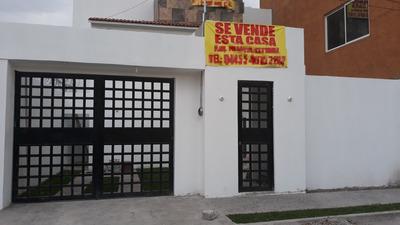 Casa En Ojo De Agua Hermosa Buena Ubicacion Nueva Estrenala!