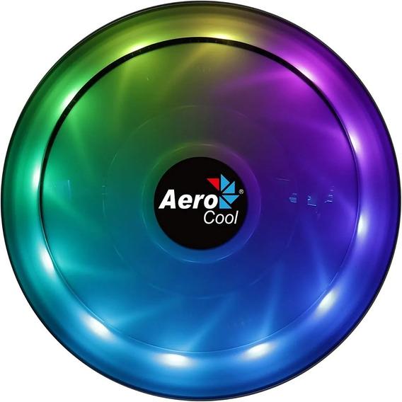 Cooler Cpu Aerocool Core Plus Argb 4p Gamer Fan Cooler