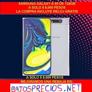 Equipo Celular Libre A $ 8,000 Pesos
