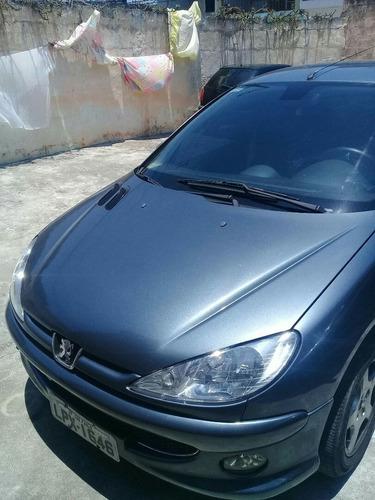 Peugeot 206 2006 1.6 16v Feline Flex 5p