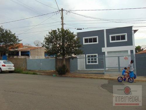 Imagem 1 de 15 de Barracão Para Alugar, 179 M² Por R$ 3.500,00/mês - Jardim Santa Cruz - Boituva/sp - Ba0020