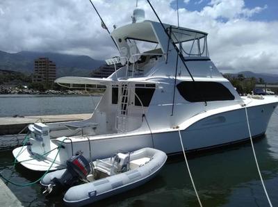 Yate Hatteras Sport Fishing 53 Lv676