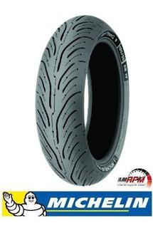 Llanta Moto Michelin Pilot Road 4 160/60-15 67h 15,000 Rpm