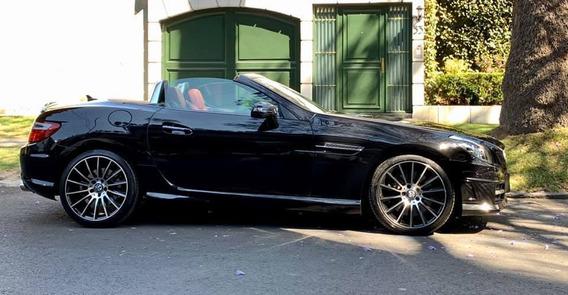 Mercedes Benz Slk350 320 Hp V6 Roadster 2014