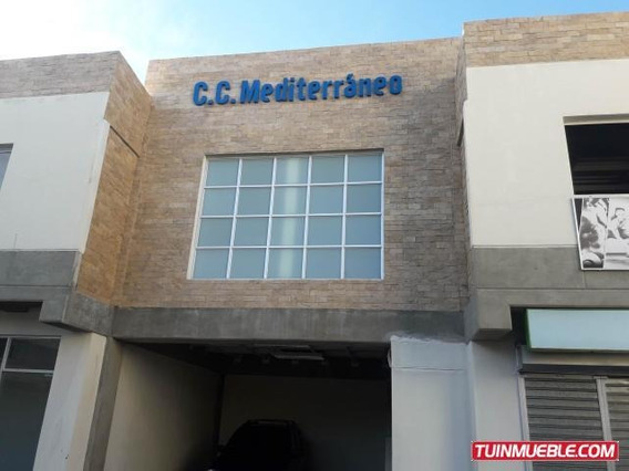 Oficina En Alquiler Juan Villegas 19-10030 Telf: 04121531221