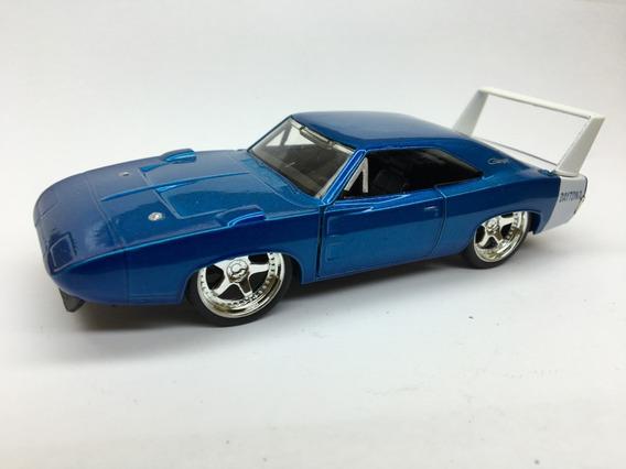 Miniatura Dodge Charger Daytona Azul