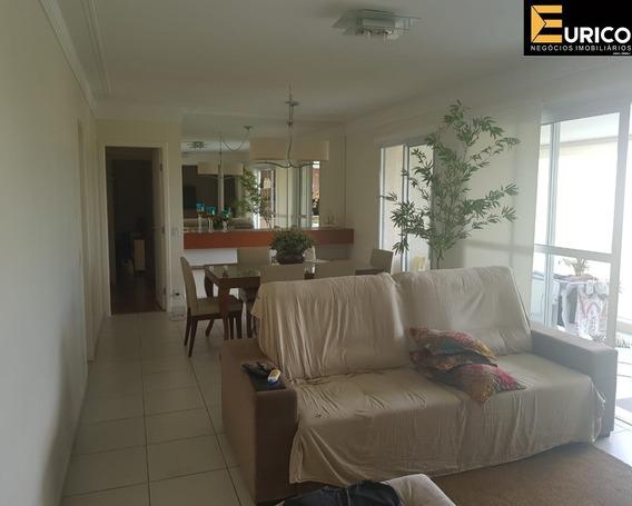 Apartamento À Venda No Condomínio Residencial Golden Square, Alphaville, Campinas/sp. - Ap01203 - 34886597