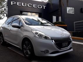 Peugeot 208 Féline At Color Blanco 2015