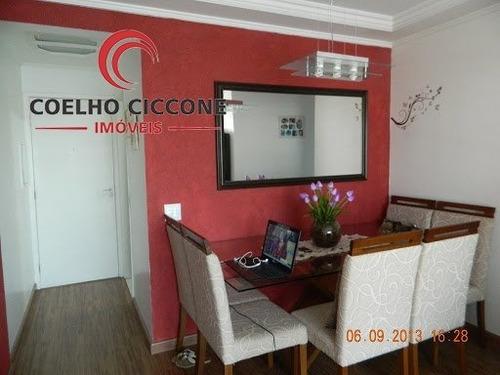 Imagem 1 de 15 de Compre Apartamento Em Fundacao - V-892