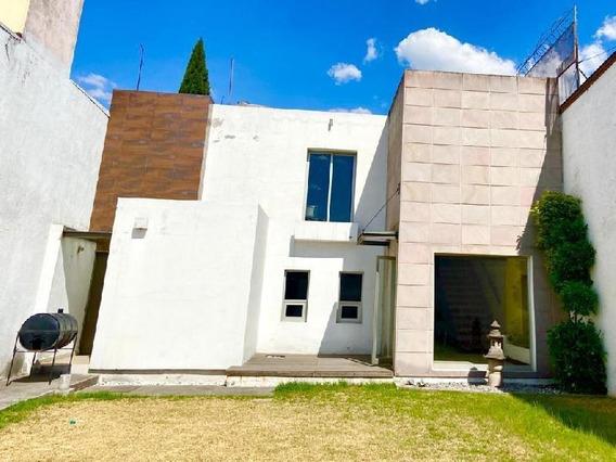 Casa Sola En Renta En Vértice, Toluca, México