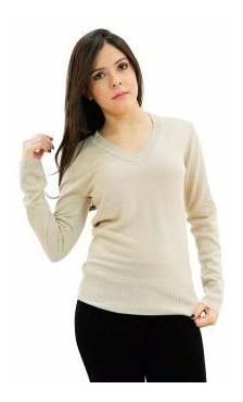 2 Blusa De Frio Feminina Casaco Cardigan Lã Trico Liso S:112