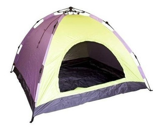 Carpa Auto Armable Camping 4 Personas A112 / Pix