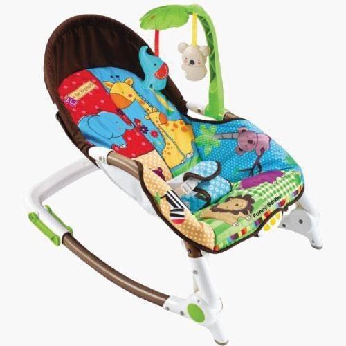 Silla Mecedora Baby Jumper Con Musica Y Vibracion Funnysmile