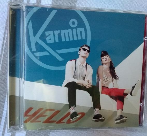 Cd Karmin - Hello