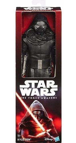Kylo Ren Star Wars - 30cm - Action Figure Hasbro Original