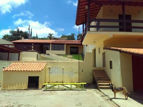 Chácara Residencial À Venda, Morada Dos Pássaros, Itatiba. - Ch0223