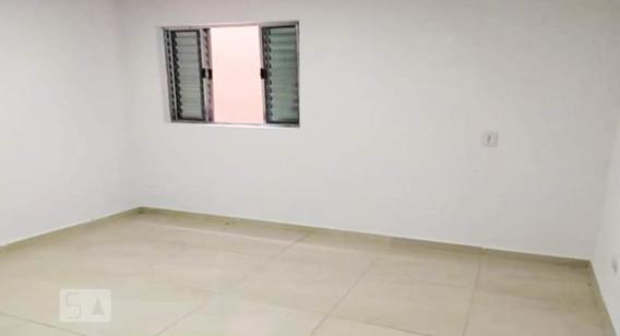 Casa Para Aluguel - Campo Belo, 1 Quarto, 60 - 893073531
