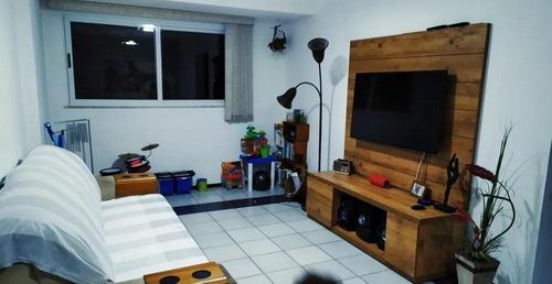 Apartamento Com 2 Dormitórios À Venda, 99 M² Por R$ 370.000,00 - Itaipu - Niterói/rj - Ap0748