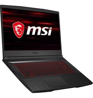Notebook Gamer I7 10ma 15.6 120hz 8gb Ssd 512gb Gtx 1660 Ti