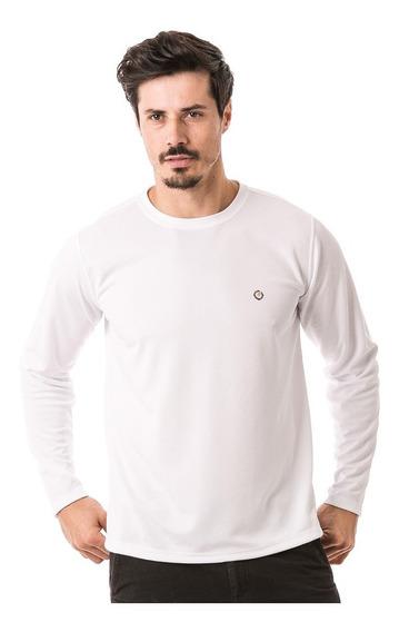 Camiseta Homem Extreme Uv Manga Longa Proteção Solar Dry Fit