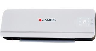 Convector De Pared James 2000w Display Led + Control Remoto