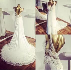 Vestido De Novia Usado M Luisa Vega
