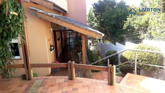 Bela Casa À Venda No Jardim Do Lago, Atibaia Sp - Ca1960