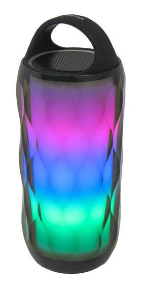 Caixa De Som Led Portátil Bluetooth Speaker Rainbow - Devia