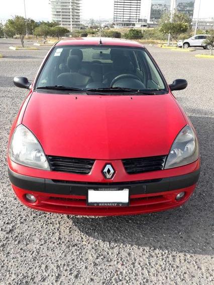 Renault Clio Authentique Motor 1.6 Año 2006 T/m