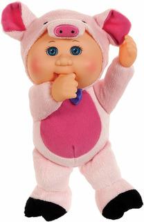 Colección Cuties De Cabbage Patch Kids, Muñeca Bebé Petun