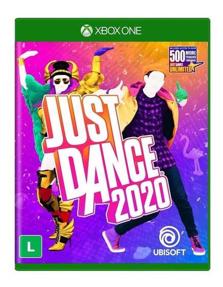 Just Dance 2020 Xbox One Mídia Física Novo Lacrado