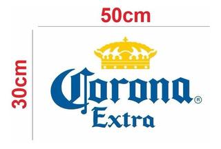 Adesivo Para Tambor Tonel Barril Corona Extra