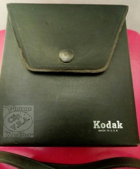 Estuche De Viaje Cámara Fotográfica Kodak 60tas