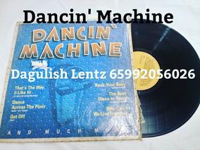 Lp Disco Dance Machine