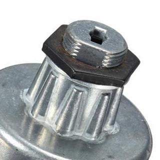 Interruptor De Ignición Tractor 12v / 24v Con 2 Teclas Como