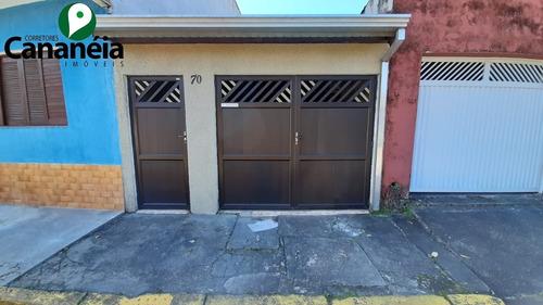 Imagem 1 de 30 de Casa No Centro 3 Dormitórios (1 Suíte) Para Venda - Cananéia - Litoral Sul De Sp - 0411 - 32622585