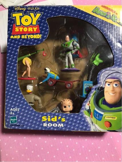 Toy Story Los Juguetes De Sid